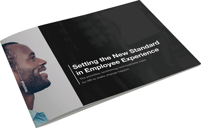 Setting the new standard in employee experience
