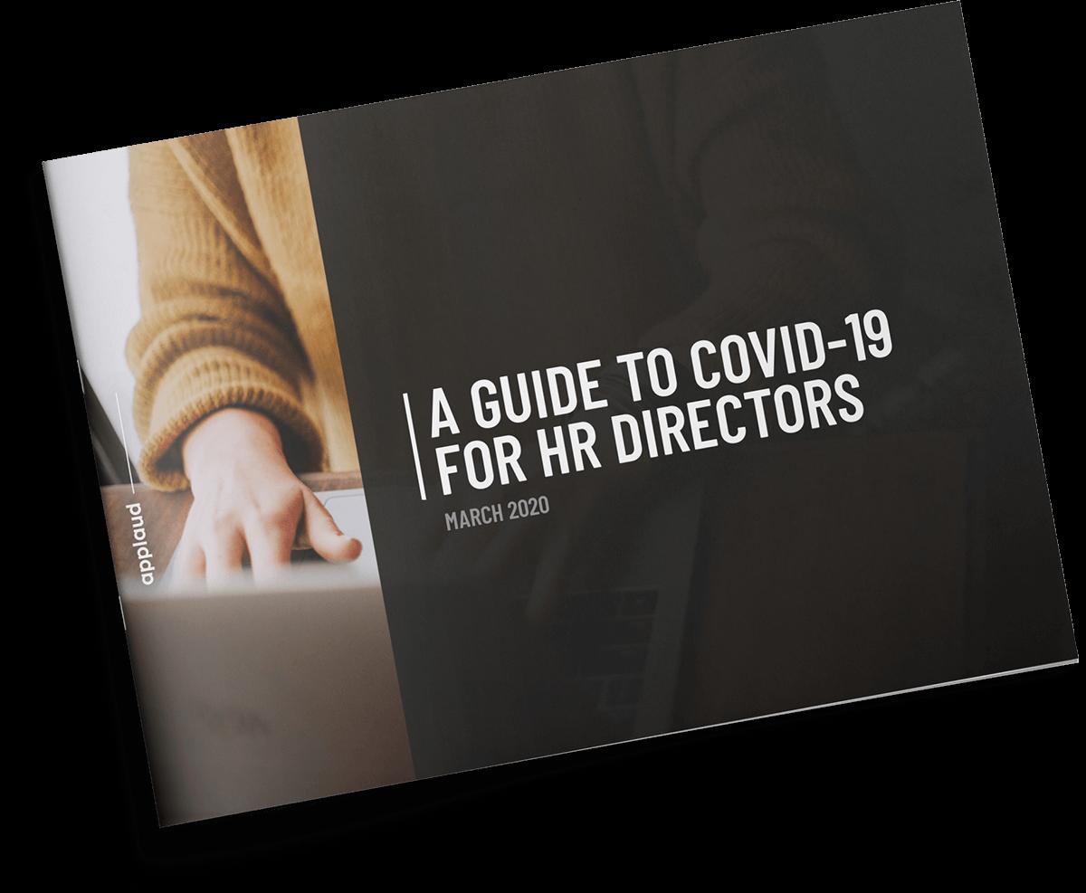 HR Director's Guide to Covid-19 Coronavirus March 2020